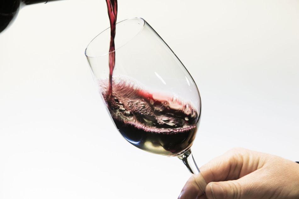 Rødvin med lav alkoholprosent