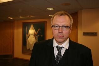 <p>ISMATS ADVOKAT: Jostein Løken.</p>