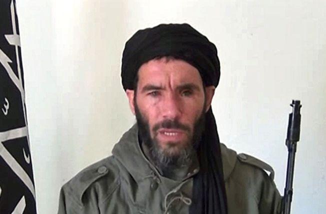 <p>ETTERSØKT: Mokhtar Belmokhtar salafist-gruppe har bånd til al Qaida-gruppen AQIM. Tilnavnet «Den enøyde terroristen» fikk han etter at han mistet den ene øyet som mujahedin-soldat i Afghanistan på 1990-tallet.</p>