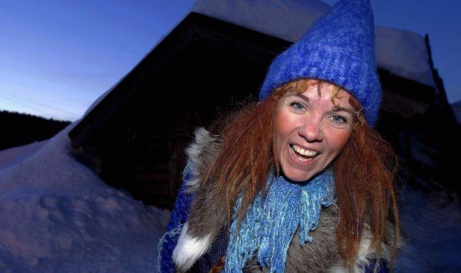 <p>TRADISJON: Skuespiller Suzanne Paalgard spilte blånissejenta «Turte» i julekalenderen «Jul i Blåfjell». NRK mener serien som hadde premiere i 1999 har gått ut på dato, og har skiftet den ut med nyere produksjoner.<br/></p>