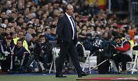 Real Madrid-presidenten freder Benítez