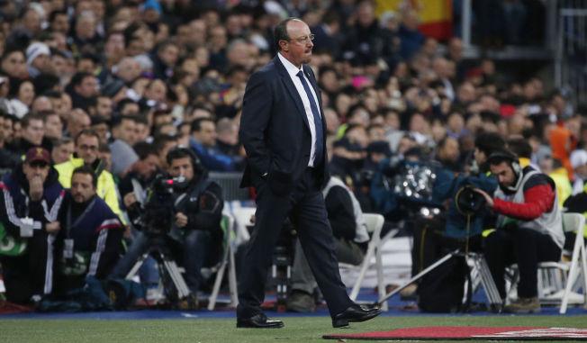 <p>MOT UTGANGEN? Rafael Benítez bommet stygt på formasjon og laguttak da Real Madrid tapte 0-4 for Barcelona lørdag.<br/></p>