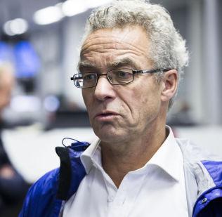 <p>SKUFFET: MDG-talsmann Rasmus Hansson mener budsjettforliket ikke vil føre til kutt i klimagassutslippene. Foto: FRODE HANSEN</p>