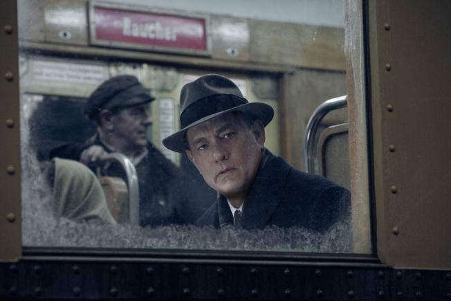 <p>NERVE: Tom Hanks overbeviser i en film med spenning og nerve. Foto: 20TH. CENTURY FOX Hanks</p>