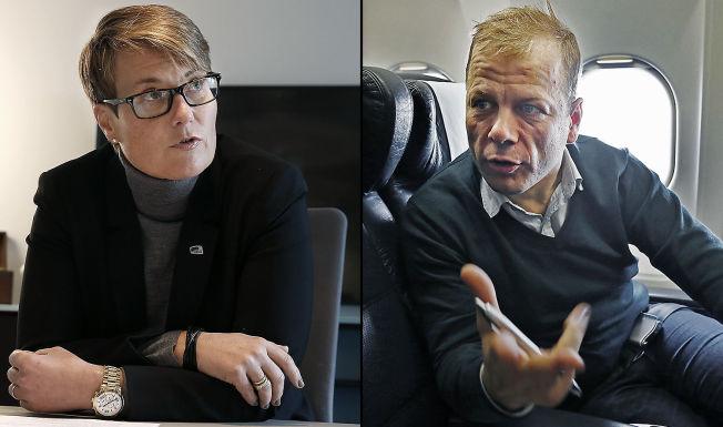 <p>KLAR MELDING: SVs klimapolitiske talsmann, Heikki Holmås, sier det er så alvorlig at Norge ikke når målene i klimaforliket til 2020, at miljø- og klimaminister Tine Sundtoft bør går av.</p>