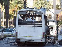 IS tar på seg ansvaret for bussangrepet i Tunisia