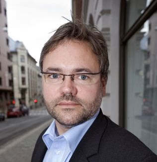 <p>Knut Aarbakke.</p>