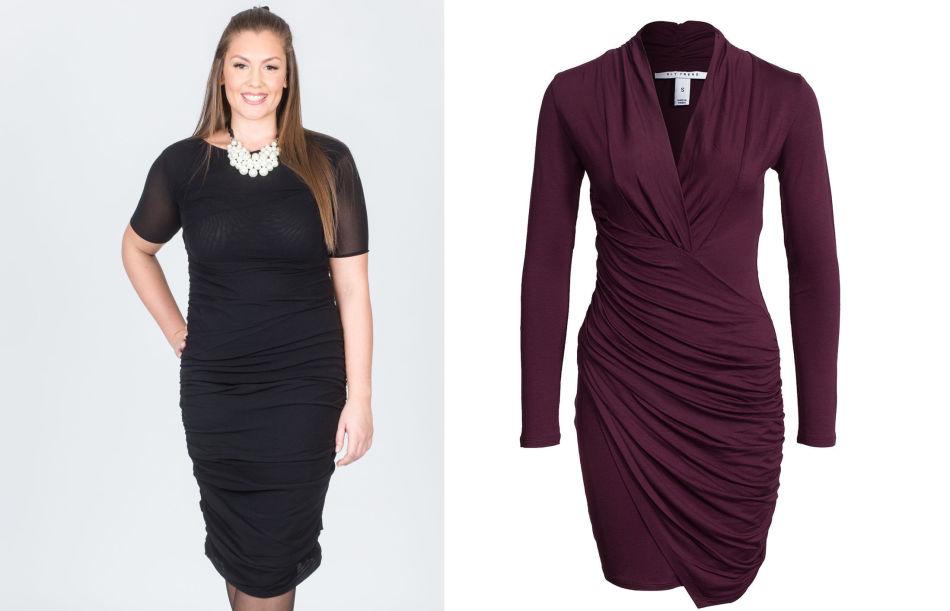 fe7fea18d40e Flatterende kjoler til festkvelden - Vektklubb