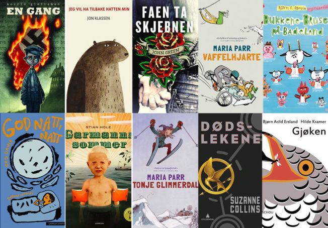 <p>TIÅRETS BESTE: Dette er tiårets beste barnebøker, ifølge Guri Fjeldberg som akkurat ga ut boken «101 - de beste barne- og ungdomsbøkene de siste ti årene».<br/></p>