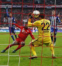 Bayern München totalt overlegen mot Jarstein og Skjelbred
