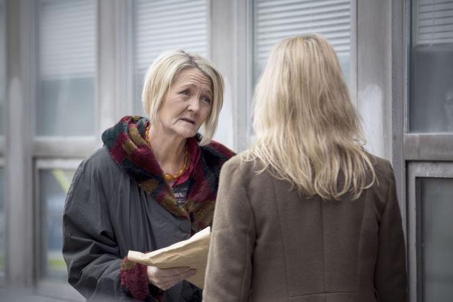 <p>KOMPLISERT: Familieforholdet mellom Marie-Louise Norén (Ann Petrén) og Saga (Helin) når et kritisk punkt i sesong 3.<br/></p>