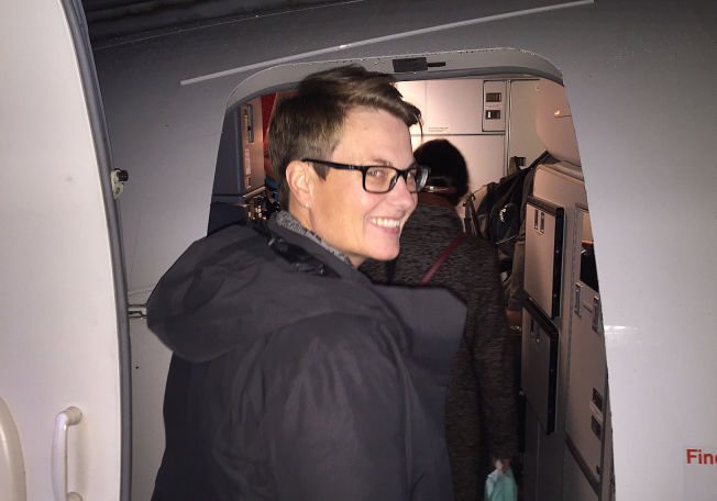 <p>VIL HA MED 1,5 GRADER: Klima og miljøminister Tine Sundtoft har jobbet døgnet rundt siden lørdag kveld etter at hun fikk ansvar for forhandlingene i Paris om de langsiktige målene. I dag legger hun frem det første utkastet</p>