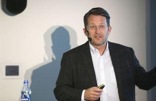<p>DISCOVERY-TOPP: Direktør Harald Strømme.</p>