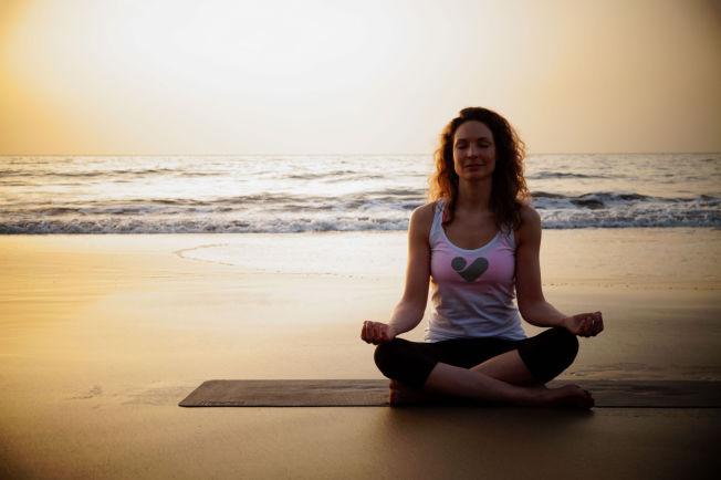 <p>FINN ROEN: Yogaferie blir stadig mer populært, ofte i en kombinasjon med meditasjon.</p>