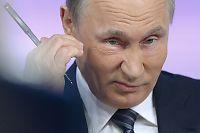 Putin om Sepp Blatter: – Burde få Nobels fredspris