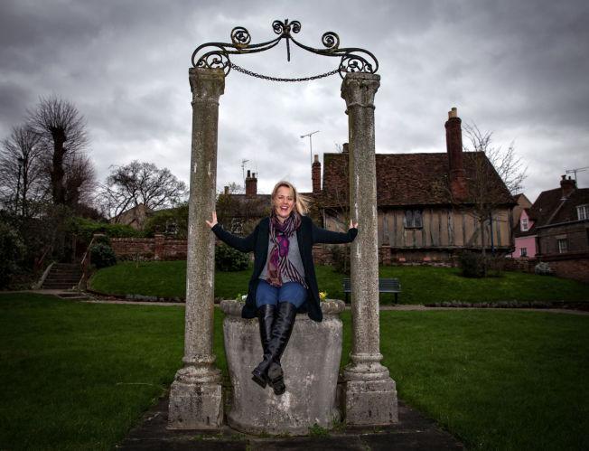 <p>I HJEMBYEN: VG møtte Jojo Moyes i hjembyen Saffron Walden i Essex. Hun bor på en gård like utenfor.</p>
