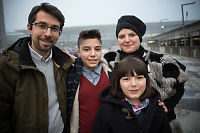 Hassan Alsibai (41): Norske myndigheter vil ikke ha asylsøkere inn i landet