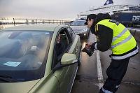 Forsterket grensekontroll: Politiet stoppet mellom 10 og 20 personer