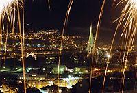 Avlyser fyrverkeri i Trondheim på grunn av vind