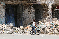 Jemen: 400.000 fanget i beleiret by uten mat