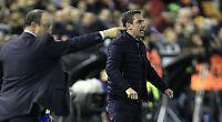 Høydramatisk da Real Madrid og Valencia delte poengene på Mestalla