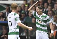 Stefan Johansen avventer Celtic-fremtiden