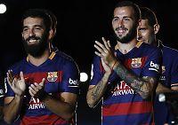 Nå får de endelig spille for Barcelona