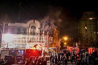 Saudi-Arabias venner slutter seg til Iran-protest