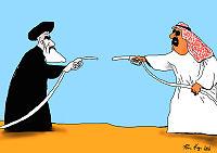 Konge mot ayatollah
