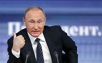 Nå kan du lukte som Putin