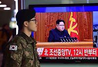 Kims nyttårsbombe