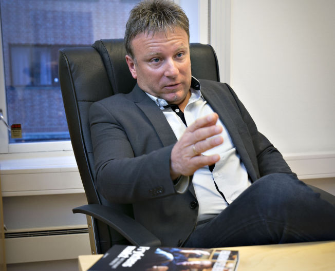 <p>FORFATTER: I morgen gir Vebjørn Selbekk ut boken «Fryktens Makt – Frihet eller taushet i terrorens tid»</p>
