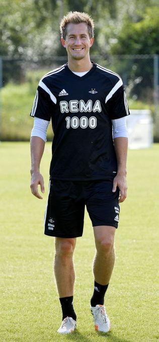 <p>SLUTTER I RBK: Morten Gamst Pedersen utelukker ikke at han fortsetter fotballkarrieren i en annen klubb.<br/></p>