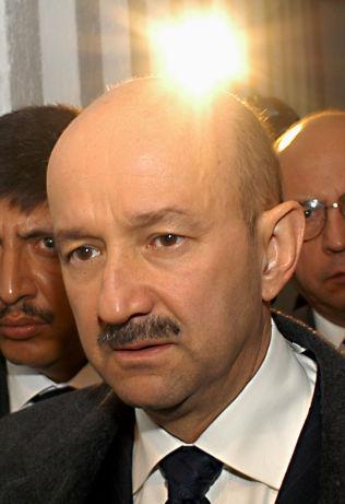 <p>EKS-PRESIDENT: Carlos Salinas de Gortari i Mexico.</p>