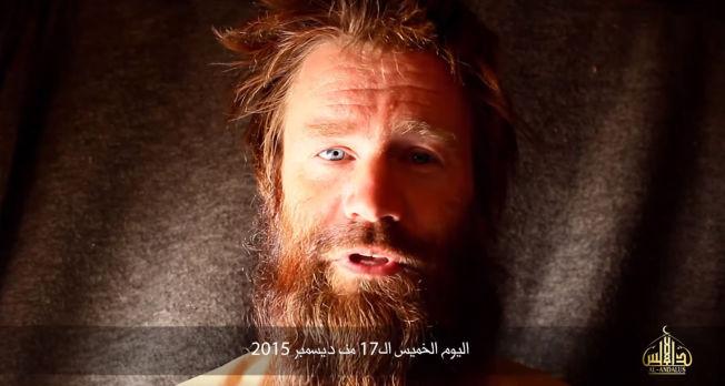 <p>17. DESEMBER: I videoen sier svensken hvilken dato det er, at han holdes fanget og hvilken dato han ble tatt til fange. Videoen ble sluppet lørdag.</p>