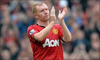 Scholes totalslakter United