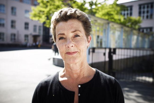 <p>REKTOR-LEDER: Leder i Norsk Skolelederforbund, Solveig Hvidsten Dahl.</p>
