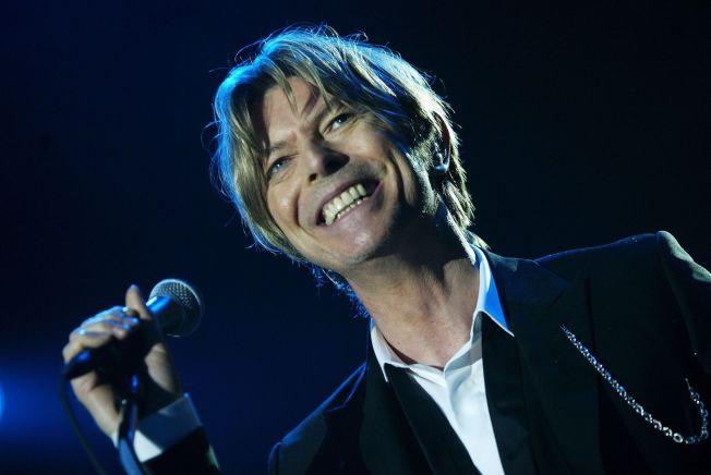Kristiansand. Quart festivalen. David Bowie på scenen.
