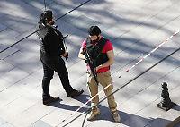 Tyrkiske myndigheter: Minst ti drept i selvmordsangrep i Istanbul