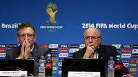 FIFA-topp har fått sparken
