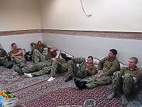 Iran viste skrytebilder av amerikanske soldatfanger