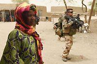 Frankrike ber Norge om Afrika-hjelp