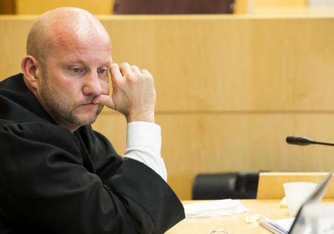 <p>UPROBLEMATISK: Statsadvokat Geir Evanger tror ikke tolkens familierelasjon til politimannen har fått betydning for saken.</p>