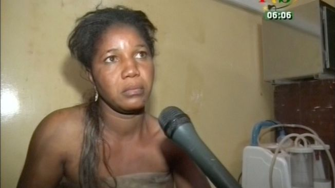 <p>OVERLEVDE: Mariette Kineou skulle spise middag på restauranten Cappucino da angriperne stormet bygget.</p>
