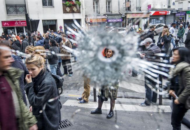 <p>PARIS I NOVEMBER: 130 mennesker ble drept i terrorangrepene i Paris i november.<br/></p>