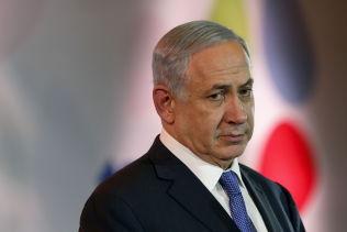 <p>IKKE TRYGG PÅ AVTALEN: Israels statsminister Benjamin Netanyahu.<br/></p>