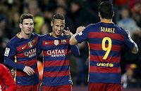 Nå scorer Suarez mest i toppligaene