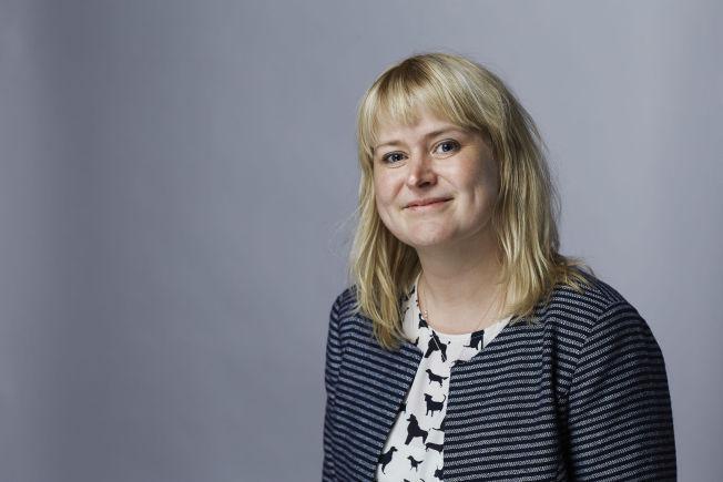 <p>JOBBER PÅ SPRENG: Avdelingssjef Katrine Flostrand i Mattilsynet Region Nord. Foto: Mattilsynet.</p>