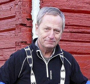 <p>KLAR TALE: Professor Trygve Poppe ved Norges miljø- og biovitenskapelige Universitet i Oslo.</p>