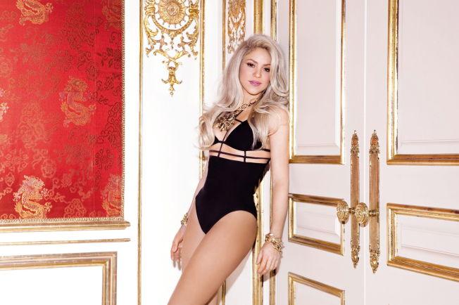 <p>RUNDT ERNAS BORD: Popartisten Shakira fra Colombia.<br/></p>